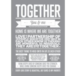 Together, grå