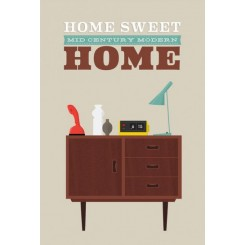 Home sweet home, A3 plakat