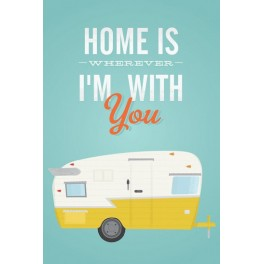 Home is, A3 plakat