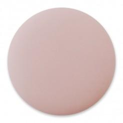 Knop maxi, mat lys rosa