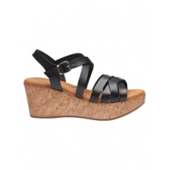 Marga sandal, Black - Sort